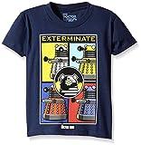 Doctor Who Boys' Exterminate Box Tee