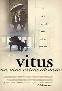 Amazon.com - Vitus Movie Poster (11 x 17 Inches - 28cm x