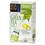 Organic Lemon Cucumber Green Iced Tea Powder