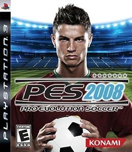 Pro Evolution Soccer 2008 - Playstation 3
