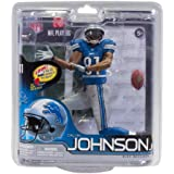 McFarlane Toys NFL Series 30 - Calvin Johnson Action Figure