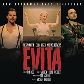 Evita - New Broadway Cast Recording [+digital booklet]