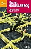 echange, troc Michel Houellebecq - Lanzarote : Et autres textes