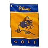 Disney World Parks Exclusive Donald Duck Get In The Hole Golf Towel
