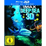 "IMAX: Deep Sea  (inkl. 2D-Version) [3D Blu-ray]von ""Howard Hall"""