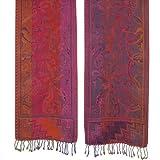 """Kleidung & Accessoires Herren All-Wetter Schals 30 cm x 152 cmvon """"ShalinIndia"""""""