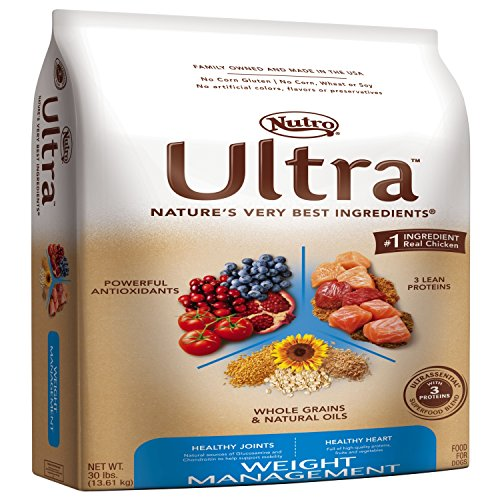 Dog Supplies Ultra Small Breed Weight Management
