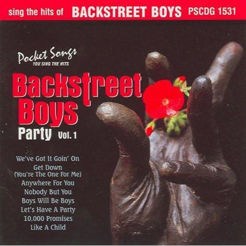 Hits Of Backstreet Boys Party Vol.1 (Karaoke) Backstreet Boys Music