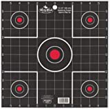 Birchwood Casey Dirty Bird Target 12-Pack (12-Inch Sight-In)