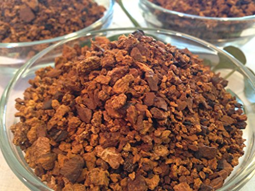 100% Wild Harvested Chaga Mushroom Dried ~ 2 Ounce Bag ~