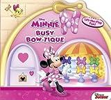 Bill Scollon Minnie: Busy Bow-Tique (Disney Junior)
