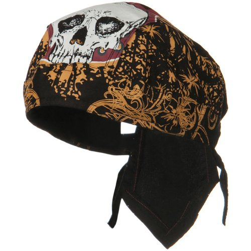 Road Hog Lethal Threat Sweatband Headwrap - Fret Head