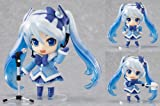 Hatsune Miku - Nendoroid Series 207 Snow Miku Fluffy Coat Ver. Figure (Sapporo Snow Festival 2012) (japan import)