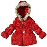 MEXX Baby - Mädchen Jacke K1IIO003, Gr. 74 (S), Rot (604)