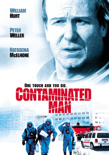 Cover art for  Contaminated Man