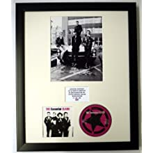 THE CLASH/CADRE CD ET PHOTO/EDITION LIMITEE DE L'ALBUM/THE ESSENTIAL CLASH 04...