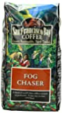 San Francisco Bay Coffee Whole Bean, Fog Chaser Coffee, 12 Ounce (Pack of 3)