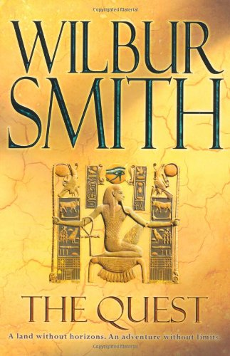 The Quest (Egyptian Novels)