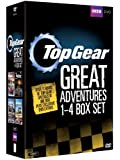 Top Gear - The Great Adventures 1-4 Box Set [Import anglais]