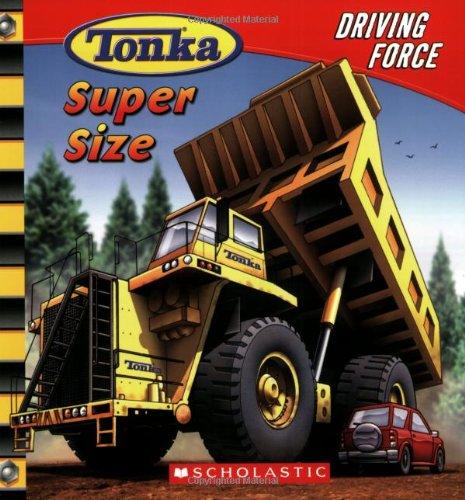 Driving Force: Super Size (Tonka), Craig Robert Carey