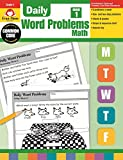 img - for Daily Word Problems, Grade 1 Math book / textbook / text book
