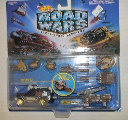 Hot Wheels Road Wars Wastelander - 1