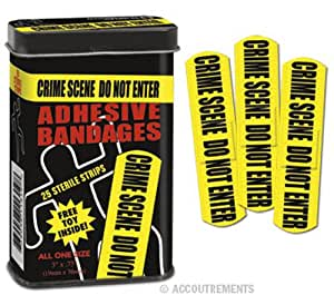 Accoutrements Crime Scene Bandages