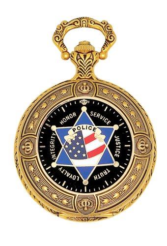 Jules Jurgensen Police Department Pocket Watch #7382PL - Buy Jules Jurgensen Police Department Pocket Watch #7382PL - Purchase Jules Jurgensen Police Department Pocket Watch #7382PL (Jules Jurgensen, Jewelry, Categories, Watches, Men's Watches, Pocket Watches)