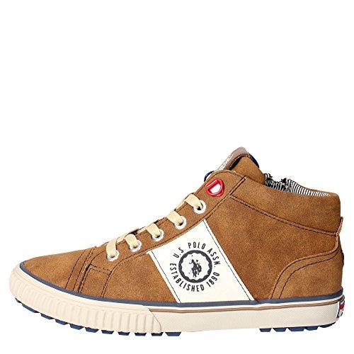 us-polo-assn-comeb4102w5-h1-zapatillas-de-deporte-boy-nubuk-marron-cuero-marron-cuero-38