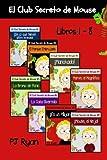 img - for El Club Secreto de Mouse Libros 1-8: Historias Divertidas para los Ni os Entre 9-12 A os (Spanish Edition) book / textbook / text book