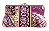 Vera Bradley Clutch Wallet in Very Berry Paisley | Review & Best Price