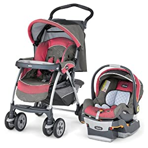 Chicco Cortina KeyFit 30 Travel System, Foxy
