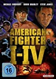 American Fighter I-IV [4 DVDs]