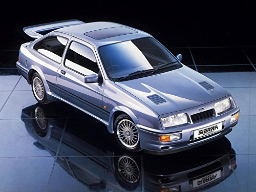 Ford Sierra Cosworth Poster Print A3 420x297mm FO121A3