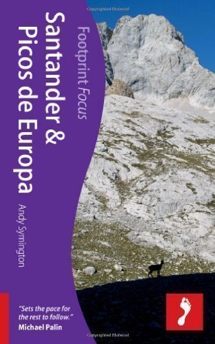 santander-picos-de-europa-footprint-focus-footprint-focus-guide-by-andy-symington-1st-first-edition-