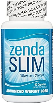 ZendaSlim – #1 Diet Pills That Work – Lose Up to 10lbs In 2 Weeks – Effective Appetite Suppressant…