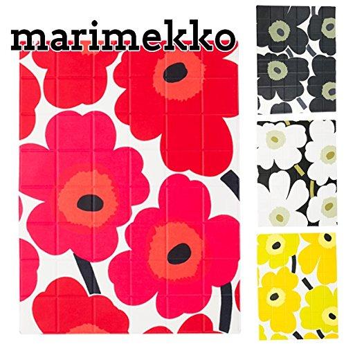 マリメッコ marimekko ランチョンマット オイルクロス ランチョンマット ウニッコ 花柄 ウニッコ 064160