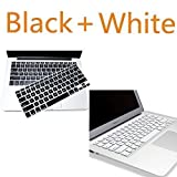 [2 Pack] Keyboard Cover Silicone Sk