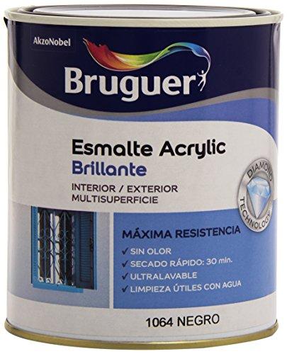 bruguer-5057426-esmalte-acrilico-brillante-acrylic-negro