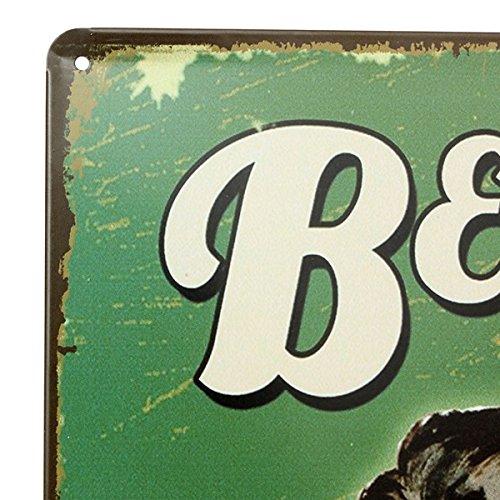 Beer Tin Sign Vintage Metal Plaque Poster Bar Pub Home Wall Decor 3