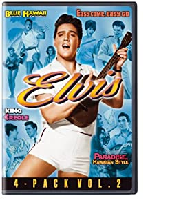 Elvis 4-Movie Collection 2 [Import USA Zone 1]