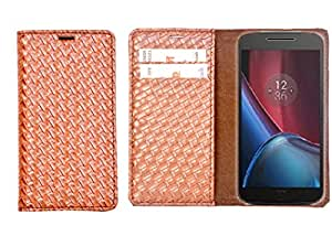 R&A Flip Cover Designed For Sony Xperia E1
