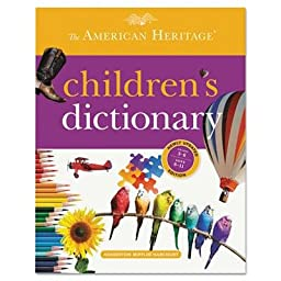 Houghton Mifflin - 2 Pack - American Heritage Children\'s Dictionary Hardcover 864 Pages \