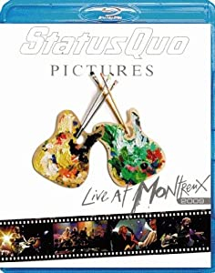 Status Quo: Pictures - Live At Montreux 2009 Blu-Ray