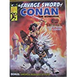 The Savage Sword of Conan the Barbarian Vol. 1, No.8 (Death-Song of Conan, Vol. 1, No. 8)