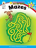 Mazes, Grades PK - 1 (Home Workbooks)