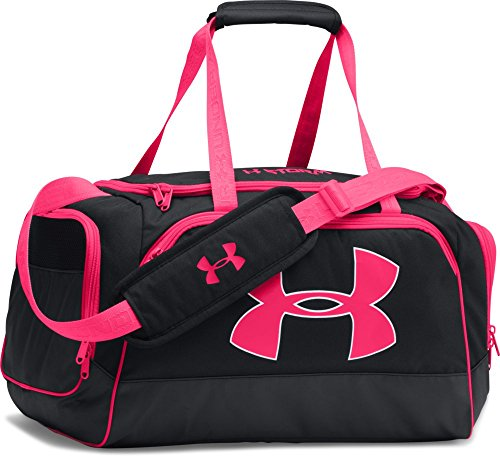Under Armour - Borsa Sportiva Da Donna Nero 55 X 28 X 25 Cm, 41 Litri
