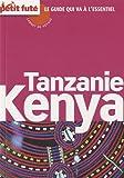 echange, troc Dominique Auzias, Jean-Paul Labourdette, Collectif - Tanzanie Kenya