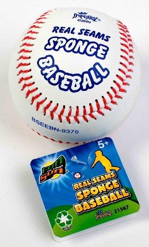 Ja-Ru Rubber Sponge Baseball