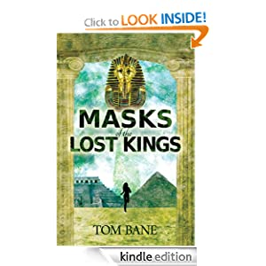 Masks of the Lost Kings (Suzy da Silva Series)